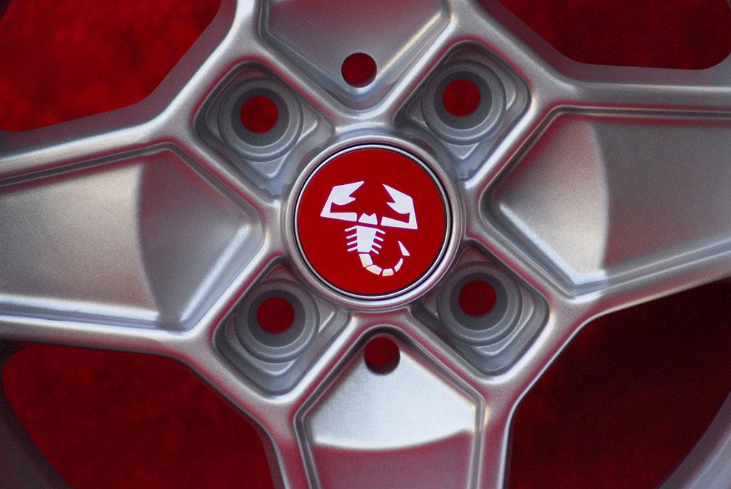 4 Cerchi in Lega Leggera Alfa Romeo CD30 Style 5.5Jx13 ET7 3