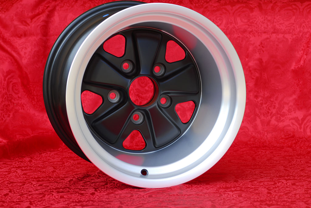 Porsche Fuchs Porsche 911 Turbo Body  11x15 ET-27 5x130 c/b 71.6 mm Wheel