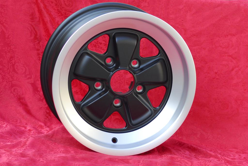 1 set wheels porsche 944 felgen 6x15 7x15 with t v. Black Bedroom Furniture Sets. Home Design Ideas